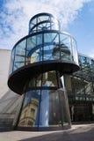 Zeughaus uskrzydla rozszerzenie Niemiecki Dziejowy muzeum - Deutsches Historisches muzeum w Berlin, Niemcy Obraz Stock