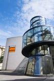 Zeughaus uskrzydla rozszerzenie Niemiecki Dziejowy muzeum - Deutsches Historisches muzeum w Berlin, Niemcy Zdjęcia Royalty Free