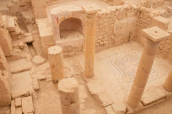Zeugma city in Turkey Stock Photography