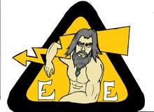 Zeus ηλεκτρικό Στοκ φωτογραφία με δικαίωμα ελεύθερης χρήσης