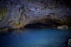 Zeus Cave royaltyfri foto