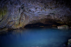 Zeus Cave. Cave of Zeus in Turkey Royalty Free Stock Photo