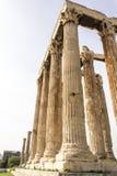 Zeus olympien Photographie stock