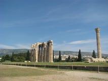 Zeuss tempel Royaltyfri Bild