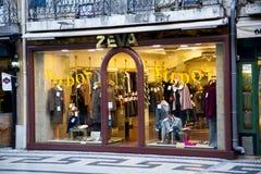 Zeva Lissabon Stockbilder