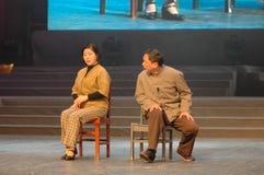 Zeventien jaar-2007 Jiangxi het Feest van het de Lentefestival Royalty-vrije Stock Fotografie