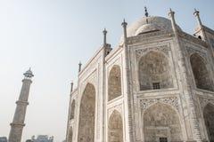 Zewnętrzny piękno Taj Mahal Zdjęcia Royalty Free