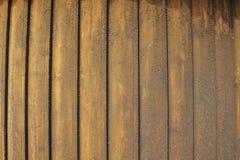Zewnętrzny szczegół Hopperstad klepki kościół ściana w Vik, Norwegia Zdjęcie Royalty Free