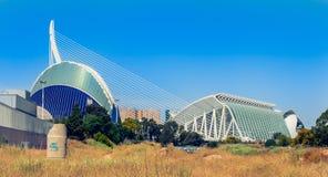 Zewnętrzny widok agora nowożytny budynek po środku th Zdjęcia Royalty Free