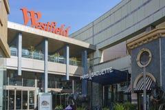 Zewnętrzny widok sławny Arcadia centrum handlowe Obraz Stock