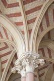 Zewnętrzna fasada ratusz, Winchester Zdjęcie Stock