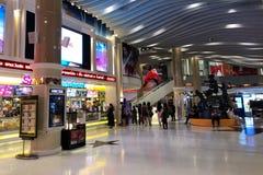 Zewnętrzny widok SF kino przy Terminal 21 zakupy centrum handlowym Obraz Royalty Free