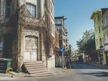 Zeytinburnu-Nachbarschaft in Istanbul Lizenzfreie Stockfotografie