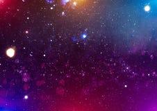 Zgłębia przestrzeń Wysoki definici gwiazdowego pola tło Gwiaździsta kosmosu tła tekstura Kolorowy Gwiaździsty nocne niebo kosmos Obrazy Royalty Free