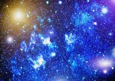 Zgłębia przestrzeń Wysoki definici gwiazdowego pola tło Gwiaździsta kosmosu tła tekstura Kolorowy Gwiaździsty nocne niebo kosmos Zdjęcia Stock