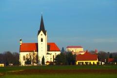 Zgornja Hajdina, Slovenië Stock Fotografie