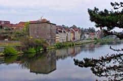 Zgorzelec, Πολωνία Στοκ φωτογραφίες με δικαίωμα ελεύθερης χρήσης