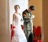 zgromadzenie balowa Moscow szlachectwa wiosna Obraz Royalty Free