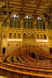 Zgromadzenie Hall W?gierski parlamentu budynek fotografia royalty free