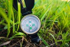 zgubił kompas Obraz Royalty Free