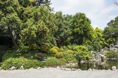 Zhan Garden scenery Stock Images