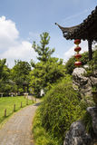 Zhan Garden scenery Royalty Free Stock Photos