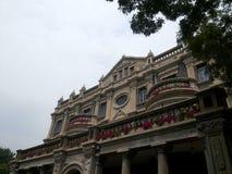 Zhang House of kamienia koń zdjęcia stock