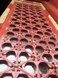 Zhang House- of Porzellansteinpferd Stockbilder
