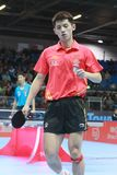 ZHANG Jike (CHN) Stock Photo