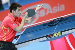 ZHANG Jike (CHN) Royalty Free Stock Photography