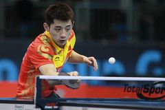 ZHANG Jike (CHN) Stock Photos