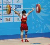 ZHANG Wanqiong of China Stock Photo