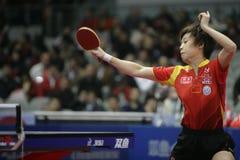 Zhang Yining_8 stock afbeeldingen