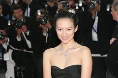 zhang ziyi Zdjęcie Royalty Free