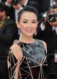 Zhang Ziyi Royalty Free Stock Images