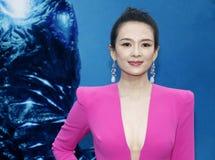 Zhang Ziyi fotos de stock royalty free
