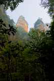 Zhangjiajie photo stock