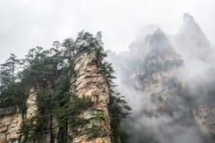 Zhangjiajie stockfotografie