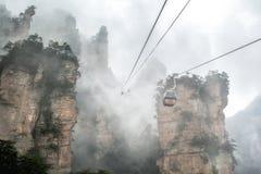 Zhangjiajie lizenzfreies stockbild