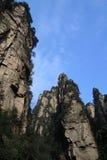 Zhangjiajie. China's Hunan Province Zhangjiajie Forest Park royalty free stock image