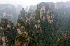 Zhangjiajie Lizenzfreies Stockfoto