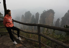 Zhangjiajie, China, Asia Royalty Free Stock Image