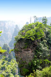 Zhangjiajie Landscape China Royalty Free Stock Images