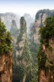 Zhangjiajie Landscape China Royalty Free Stock Photography