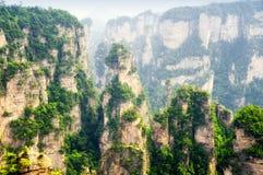 Zhangjiajie Landscape China Royalty Free Stock Image