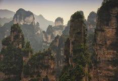 Zhangjiajie Landscape China Stock Images