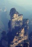 Zhangjiajie lasu państwowego norma Zdjęcia Royalty Free