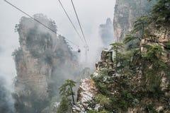 Zhangjiajie. Mountain, wulingyuan park, hunan, china Stock Photo