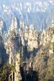 Zhangjiajie National forest park China Stock Photography