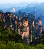 Zhangjiajie National Forest Park, China Stock Image